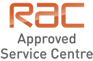 RAC ApprovedService Centre